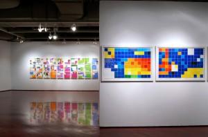Patricia Van Dalen - Color Fragmentado