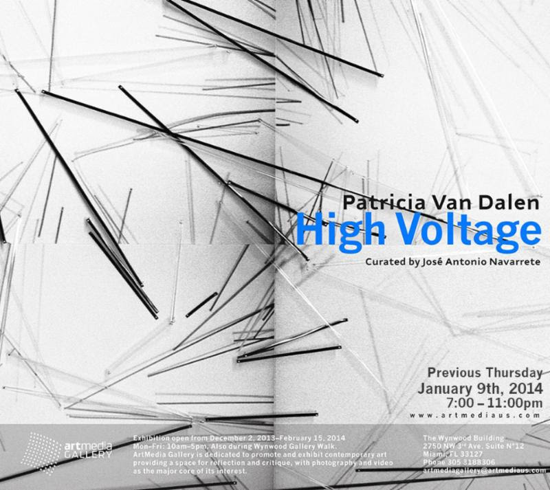 High Voltage Invitacion