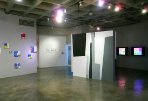 Patricia Van Dalen - El color como estructura