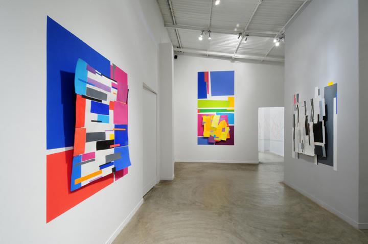 Patricia Van Dalen - El Color como estructura III