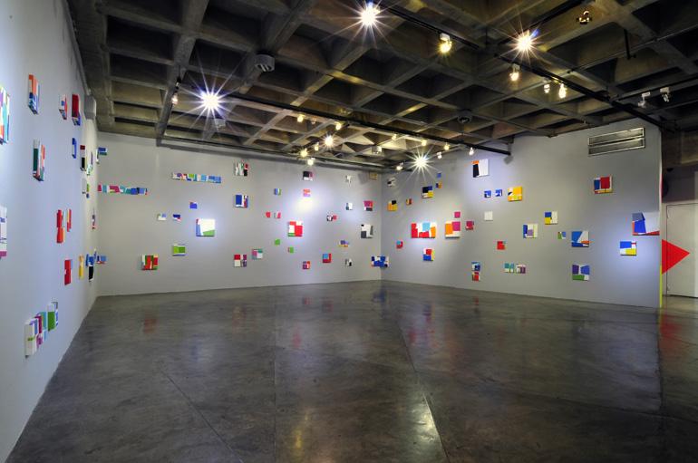 Patricia Van Dalen - Color como estructura