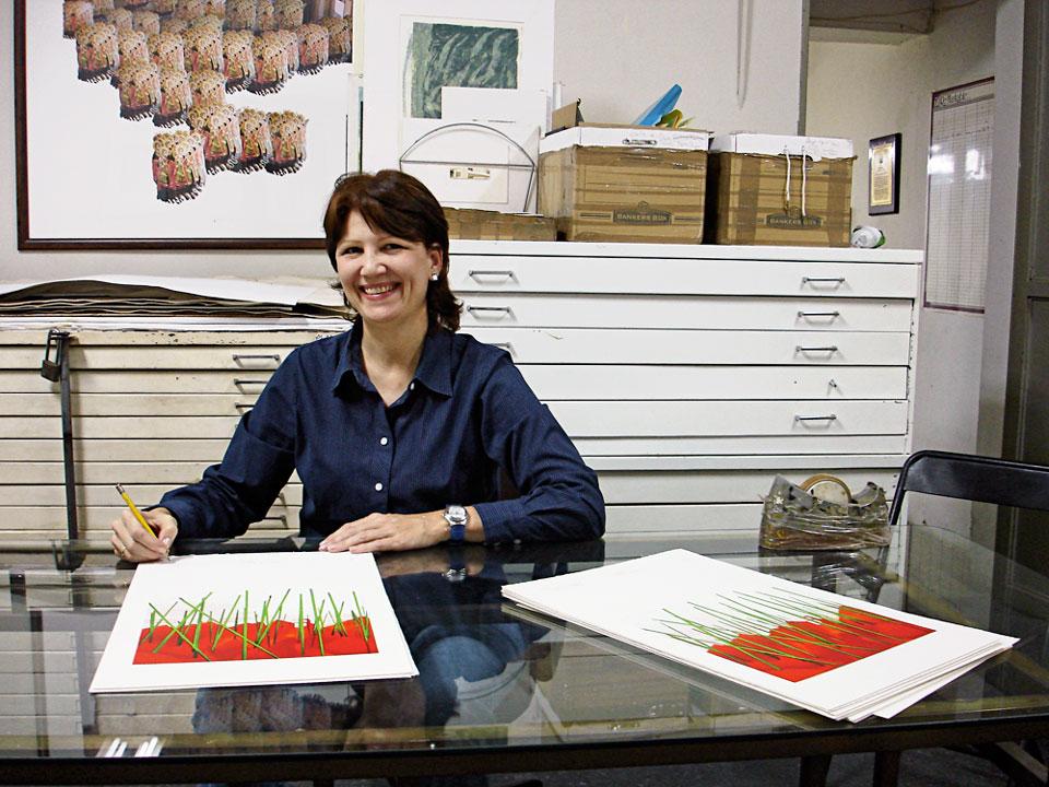 Patricia Van Dalen - Jardin de Cayenas 2008