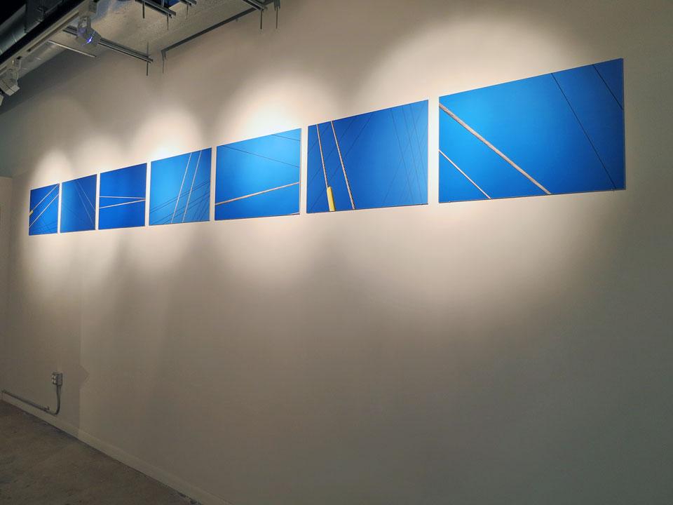 Patricia Van Dalen - Electric Blue
