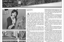 Perfil de Patricia Van Dalen en el INYBN, Key Biscayne
