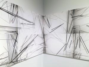 Wire Garden, detail. 2013