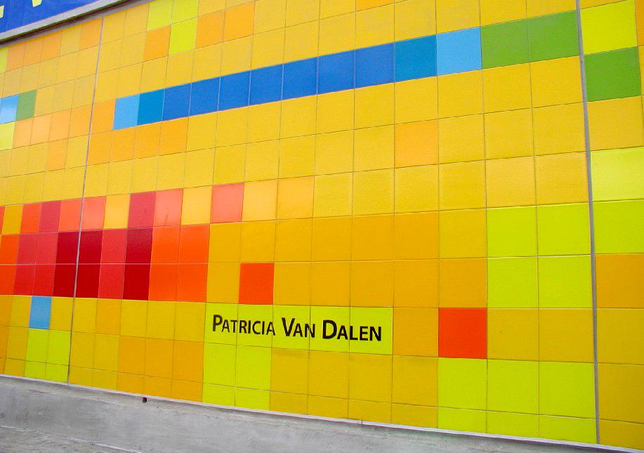 Patricia Van Dalen - Jardín Lumínico