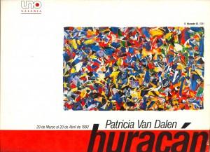 Patricia Van Dalen - Huracán