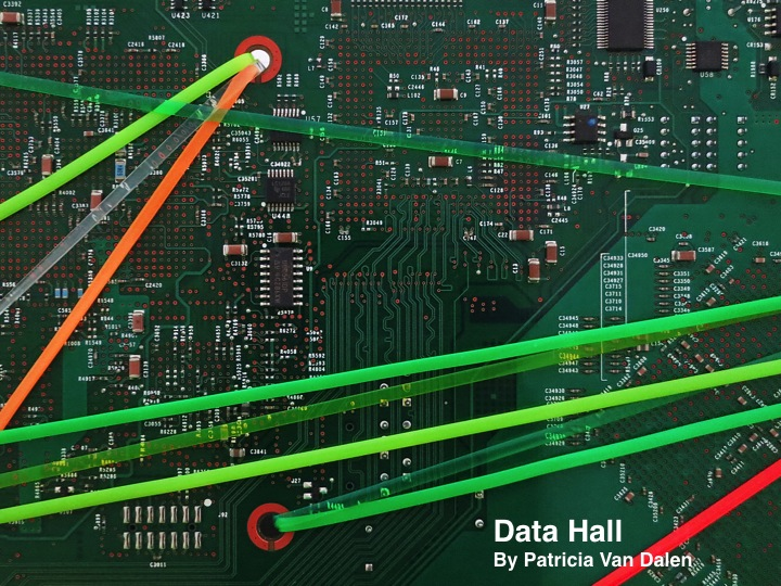 Invitación - Data Hall